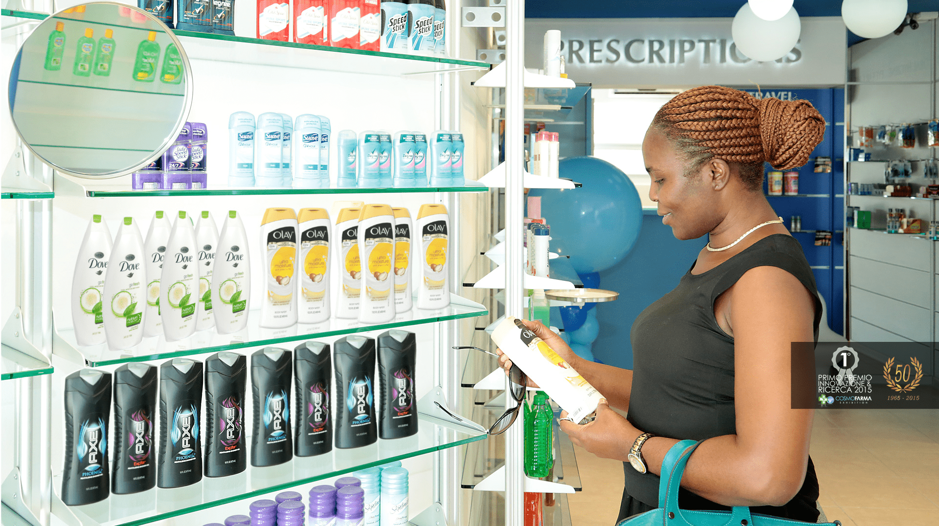 INCREASE AVERAGE TIME SPENT IN THE PHARMACY