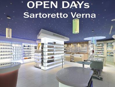 Open day Sartoretto Verna