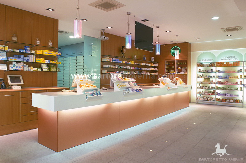 Pharmacy design Malta Sartoretto Verna | Pharmacy design ...