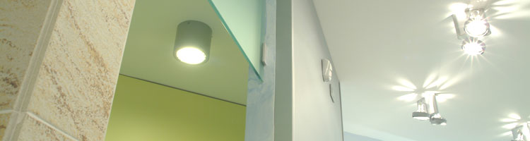 farmacie illuminazione Lighting Design