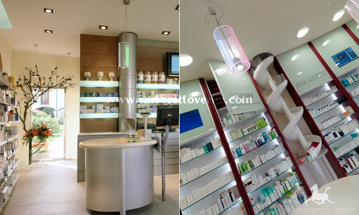 automazione farmacia Architecture and design
