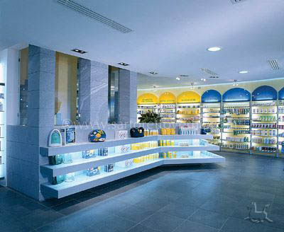 06 nov the customer as a guest entertainment store - Pharmacy Design Ideas