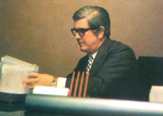 Dr. Giovanni Sartoretto Verna