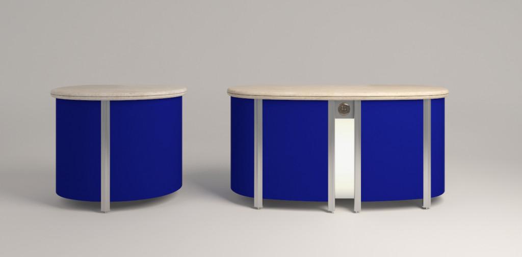 comptoirs de pharmacie sartoretto verna. Black Bedroom Furniture Sets. Home Design Ideas