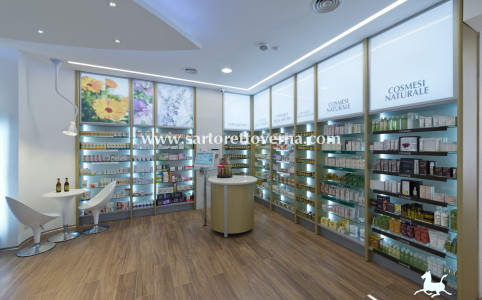Farmacia Tre Madonne Roma © Adam Eastland