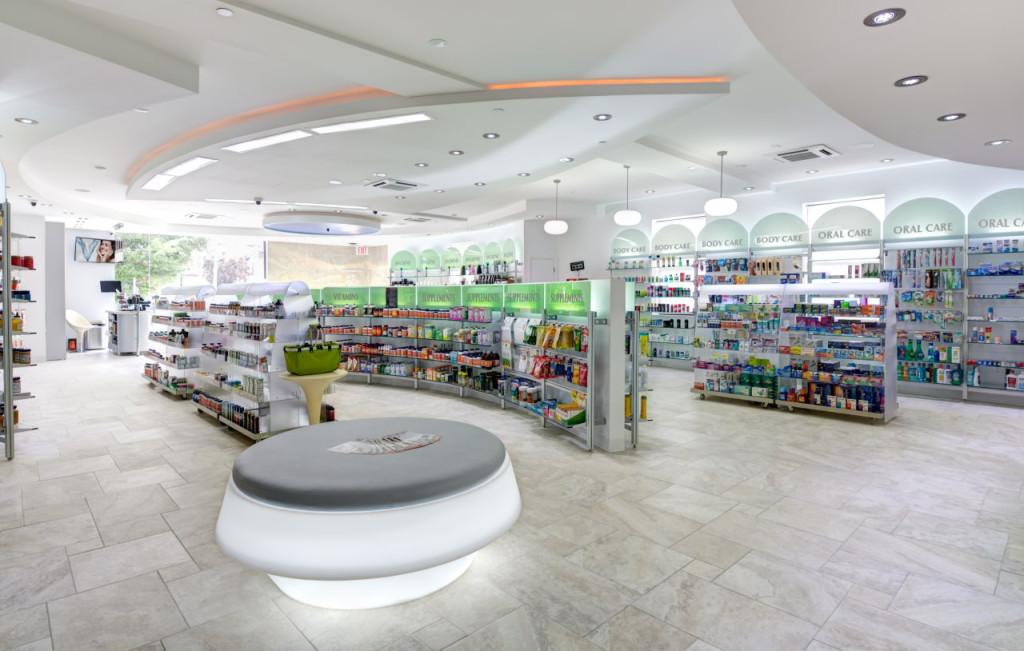 Pharmacy Design New York Sartoretto Verna