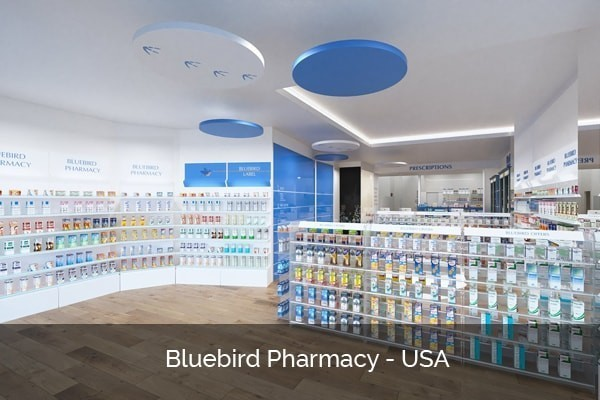 pharmacy design America