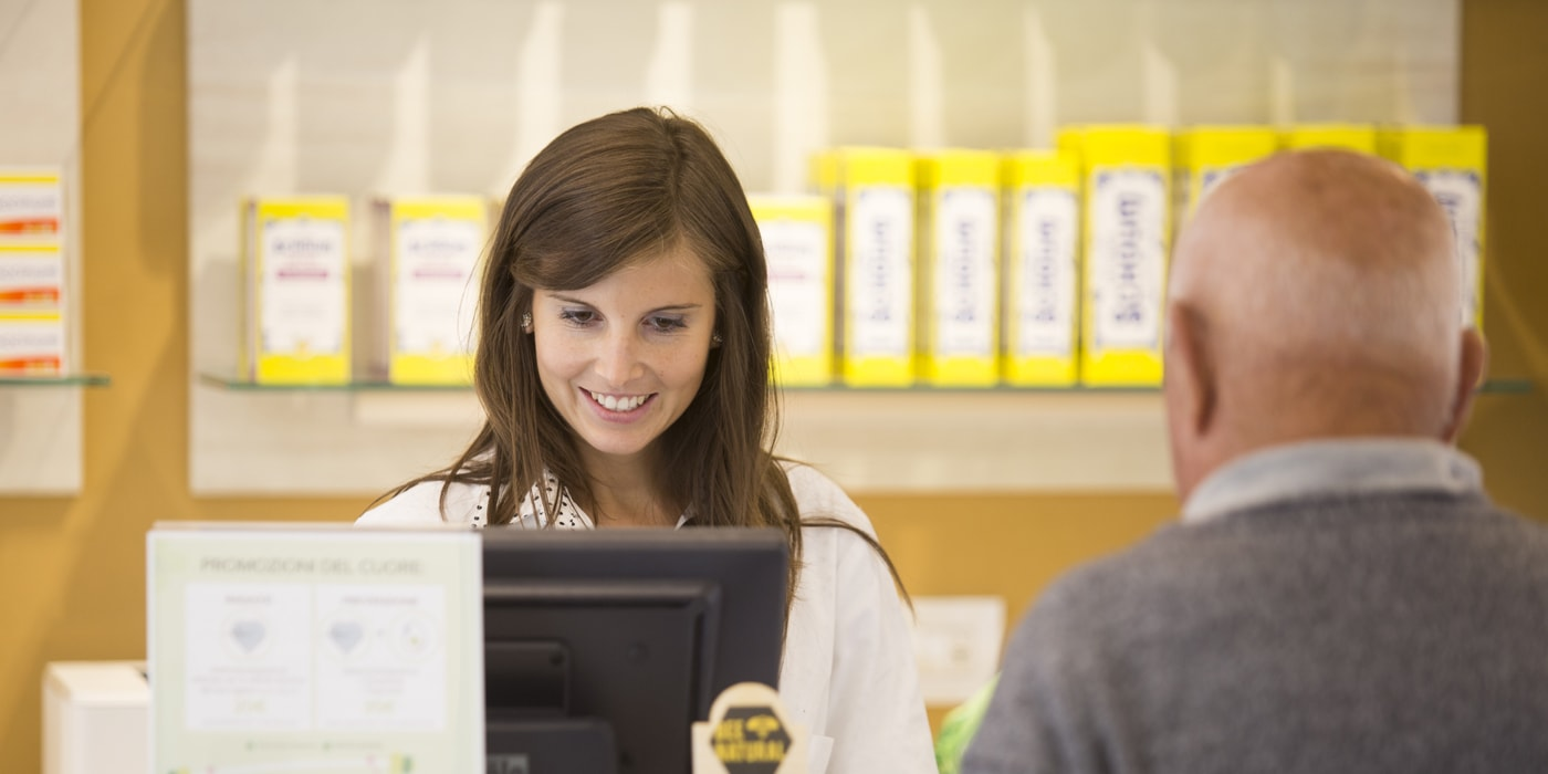 a NEW pharmacy vision