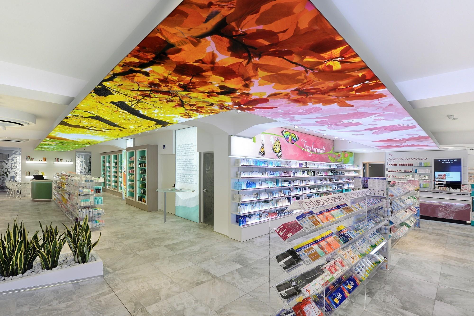 SV pharmacy design