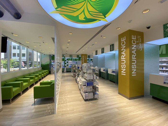 Hospital pharmacy design