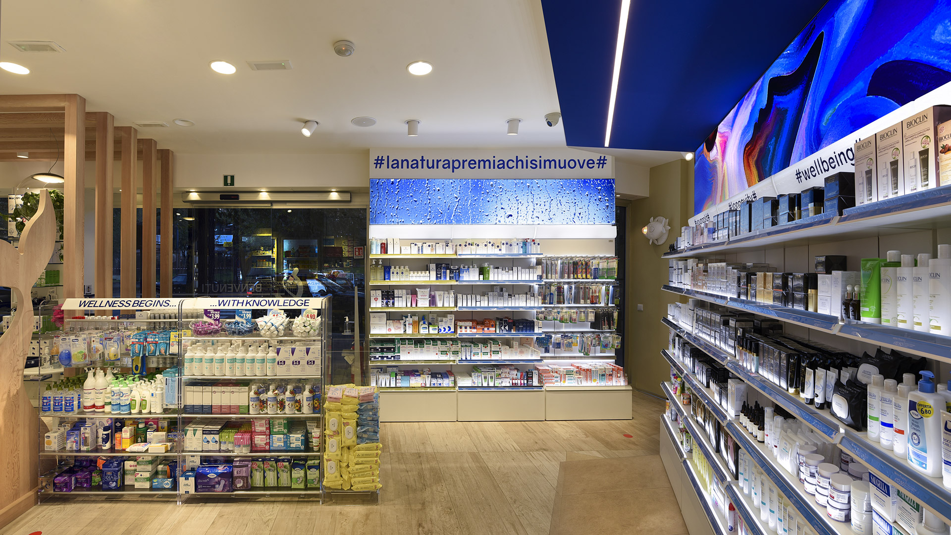 a NEW Pharmacy Chain