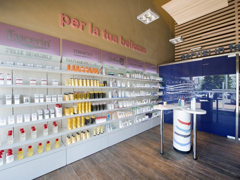 Pharmacy design Italy
