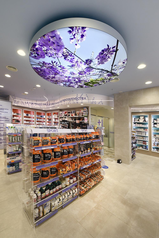 Pharmacy furniture Rome
