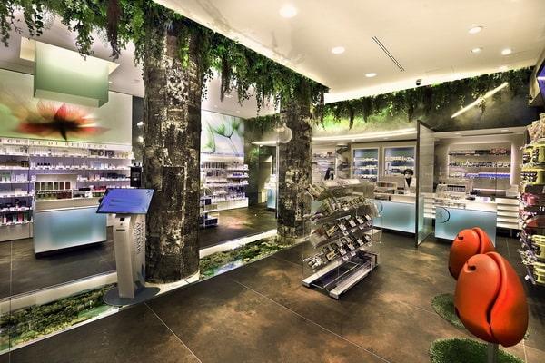 pharmacy design green