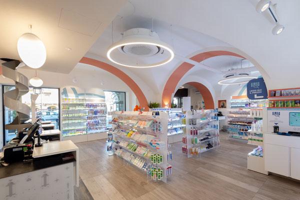 Italian Pharmacy design