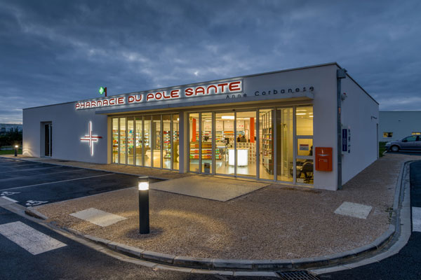 Pharmacy renovations