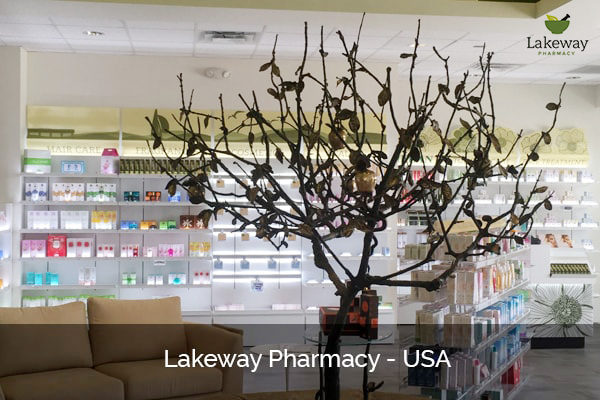 Pharmacy Concept USA