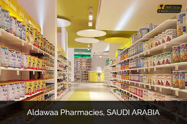 Pharmacy Concept KSA