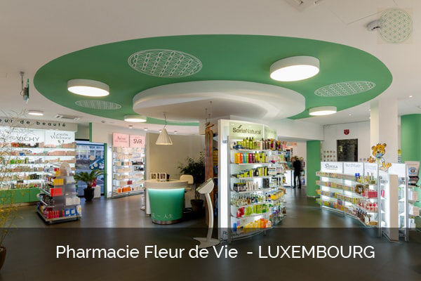 Pharmacy Furniture Luxembourg