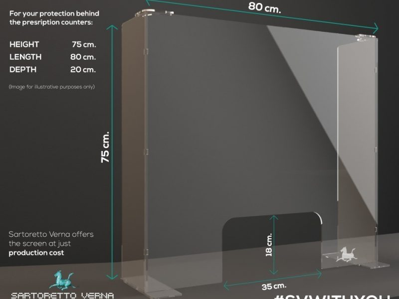 Transparent-screen