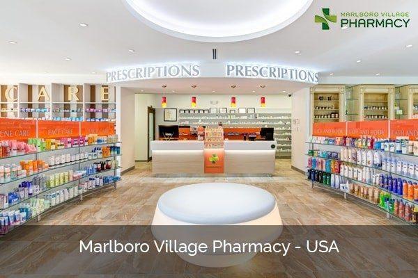 Pharmacy Concept USA