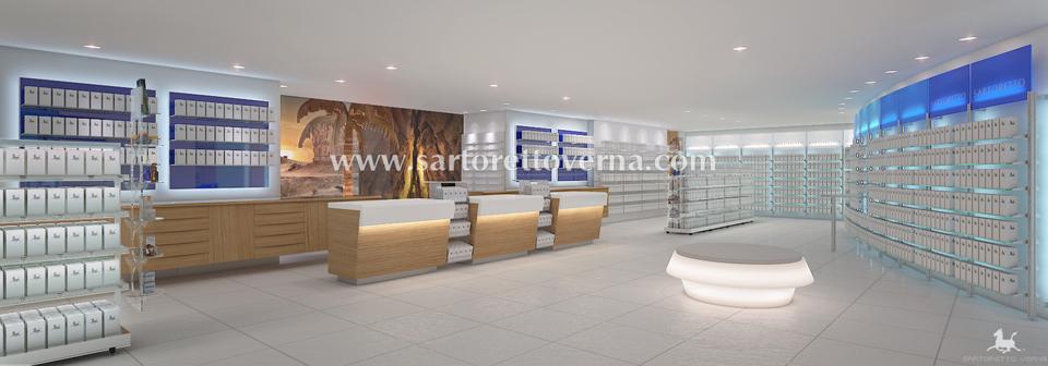pharmacy-furniture-Sartoretto-Verna-Saudi Arabia